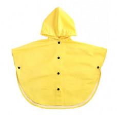 Плащ-дождевик, желтый