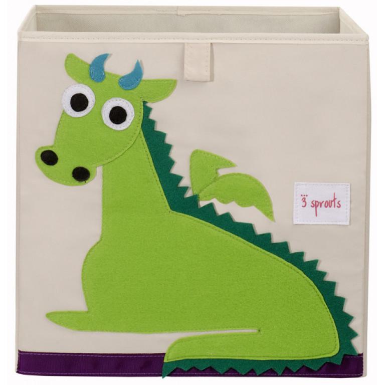 """Коробка для хранения """"Зеленый дракон"""""""