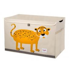 """Сундук для игрушек """"Леопард"""""""