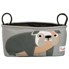 "Подвесная сумочка для коляски ""Собака"""