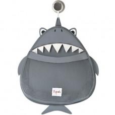 "Органайзер для ванной комнаты ""Серая акула"""