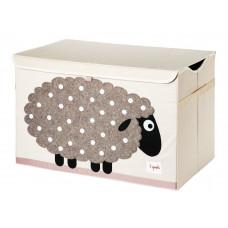"""Сундук для игрушек """"Бежевая овечка"""""""