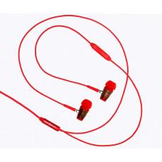 Наушники для детей с ограничением звука, от 5 лет, красные