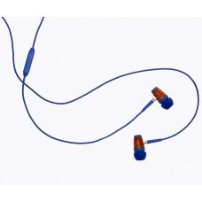 Наушники для детей с ограничением звука, от 5 лет, синие