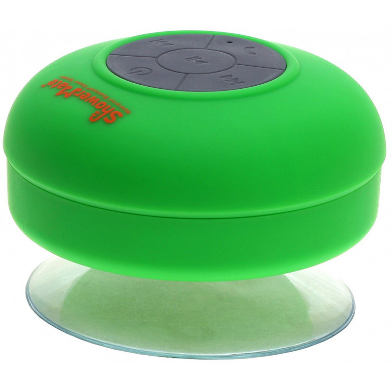 Shower-Mate - Водонепроницаемая беспроводная Bluetooth-колонка, жёлтая