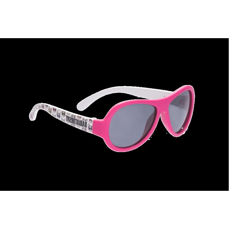 Поляризационные солнцезащитные очки Babiators Polarized. Щенячья любовь (Puppy Love)