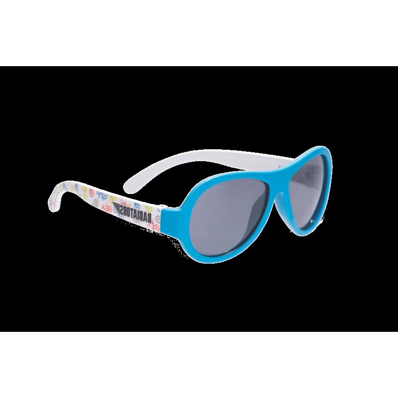 6cb352df2a1b5 Поляризационные солнцезащитные очки Babiators Polarized. Дело в колёсах (Wheel  Deal)