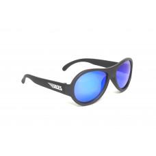 Солнцезащитные очки Babiators Aces Aviator. Чёрный спецназ (Black Ops). Синие линзы (6+)