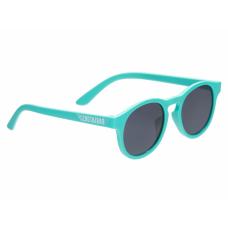 Солнцезащитные очки Babiators Original Keyhole. Весь бирюзовый. Дымчатые.