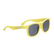Солнцезащитные очки Babiators Original Navigator. Жёлтый мак (Poppy Yellow)