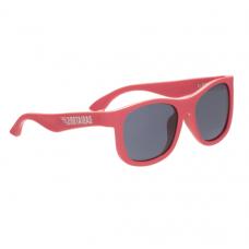 Солнцезащитные очки Babiators Original Navigator. Красный качает (Rockin' Red).
