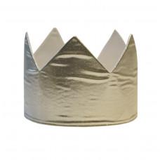 Корона двухсторонняя, серебряная