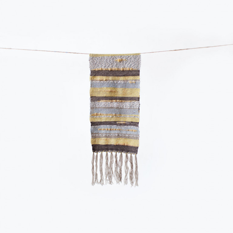 Шарфик ручного ткачества Montauk