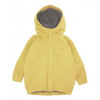 Куртка-парка, взрослая, желтая