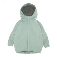 Куртка-парка, взрослая, мятная