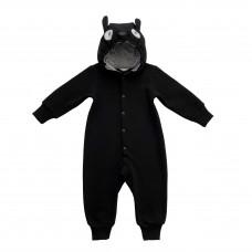 Комбинезон Totoro Overalls, черный