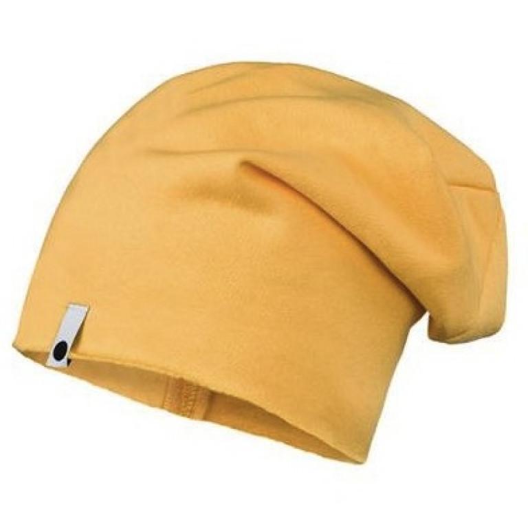 Шапка LAMAMA, жёлтая