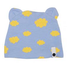Шапка с ушками для малышей NUBE BLUE