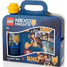 Набор ланч бокс и бутылочка NEXO KNIGHTS