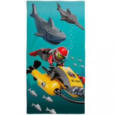 Полотенце LEGO CITY SHARK