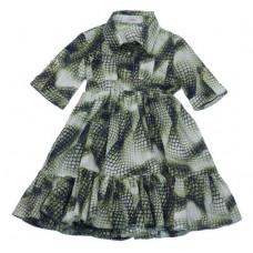 """Платье-рубашка """"Змея"""""""
