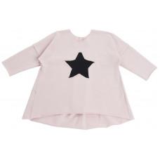 Платье STAR нежно-розовое