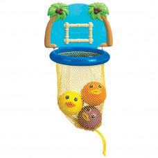 Игрушки для ванной Баскетбол