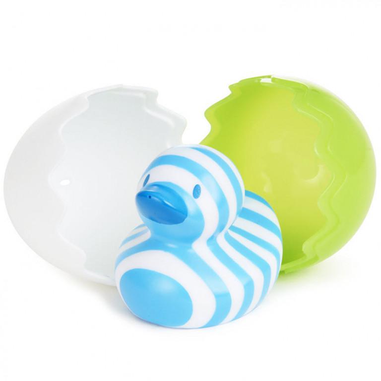 Игрушка для ванны Утенок, голубой