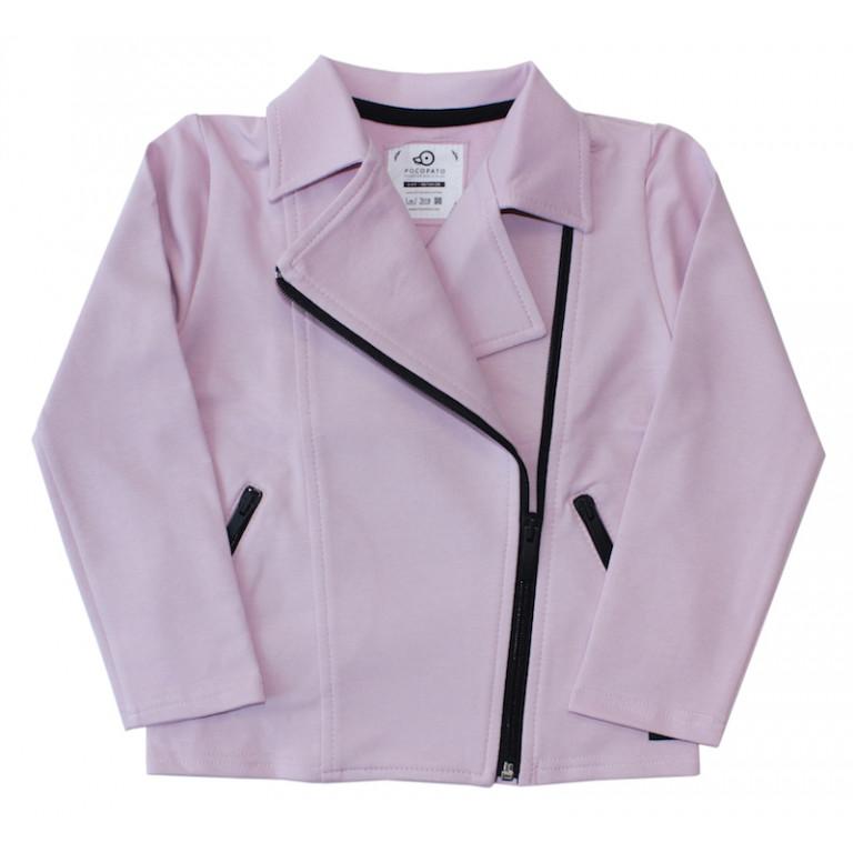 Кофта-косуха, розовая