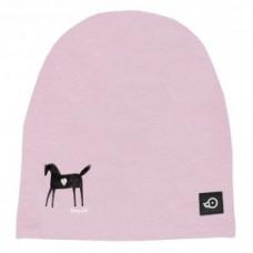 Трикотажная шапка PINK