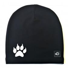 Трикотажная шапка TIGER BLACK