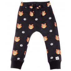 Трикотажные штаны TIGERS BLACK
