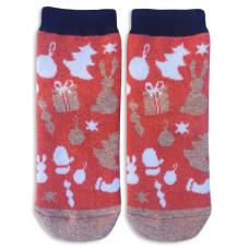 """Носки махровые """"Новый год"""""""