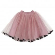 Юбка-пачка, пыльно-розовая