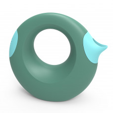 Волшебная лейка Cana, зелёный минерал и винтажный синий