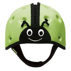 Мягкая шапка-шлем для защиты головы ТМ SafeheadBABY, Божья коровка