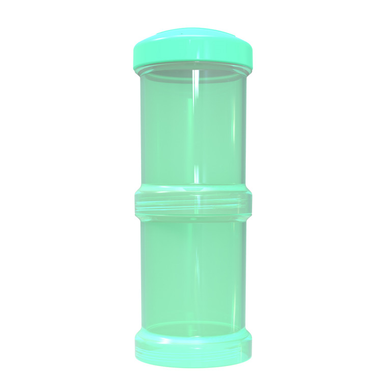 Контейнеры для сухой смеси Twistshake, пастельный зелёный