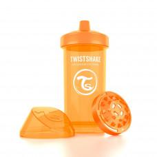 Поильник Twistshake Kid Cup, оранжевый