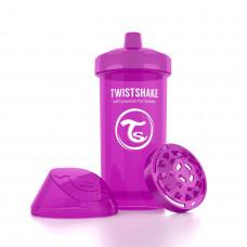 Поильник Twistshake Kid Cup, фиолетовый