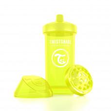 Поильник Twistshake Kid Cup, желтый