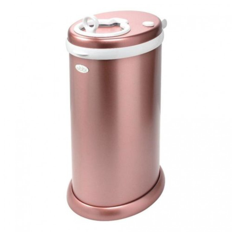 Накопитель для использованных подгузников, металлик
