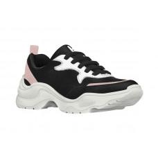Кроссовки для девочек, черные
