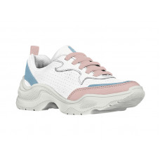 Кроссовки для девочек, белые