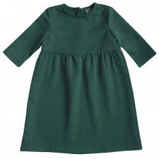 Платье, зелёное
