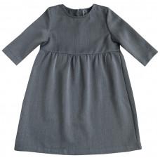 Платье, серое