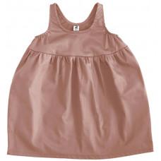 Платье Bubble, пыльно-розовое