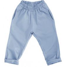 Штаны унисекс, голубые