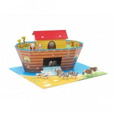 """Кукольный домик с мебелью """"Mellrose"""""""