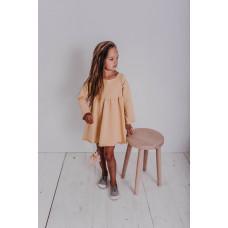 Платье, нежно-желтое