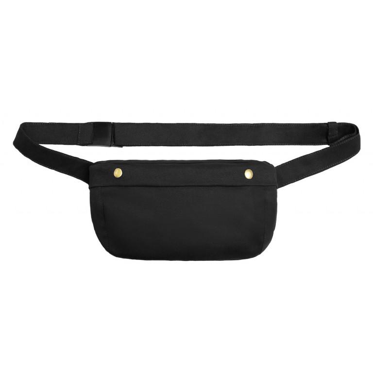 Поясная сумка, чёрная